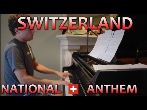 Switzerland Anthem - Piano Cover (World Cup 2014)