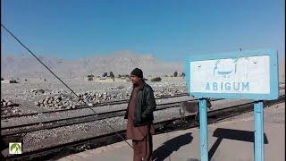 Traveling Balochistan by Train complete Train Route Journey Pakistan Railway Documentary 2018