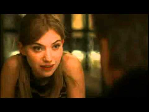 Imogen Poots seduction scene in Solitary Man
