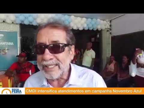 CMDI intensifica atendimentos em campanha Novembro Azul