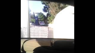 Eyelashes On A Car?