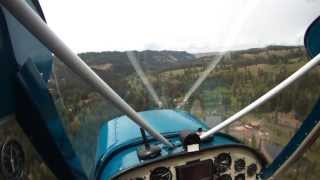 Clear Creek ID, Super Cub Land and Take Off