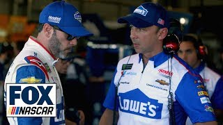 Chad Knaus on Jimmie Johnson and comparisons to Bill Belichick | Waltrip Unfiltered Podcast