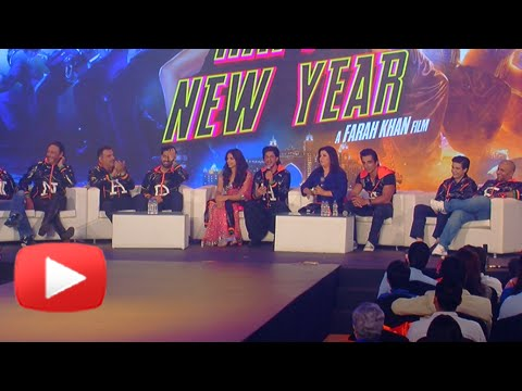 Happy New Year Official Trailer Launch | Part 1 | Shahrukh Khan | Deepika Padukone