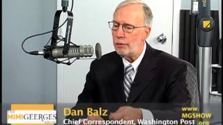 Dan Balz Collision 2012 interview by Mimi Geerges