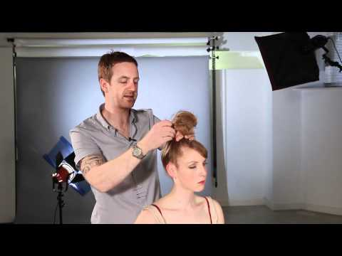How to create the perfect top-knot bun. Festival Hair.