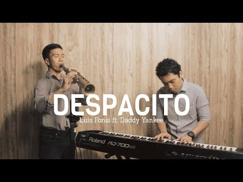 Despacito ( saxophone cover by Desmond Amos ft. @davidjosade )