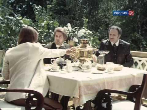 """""""Что такое Базаров? Он - нигилист!"""" (""""Отцы и дети"""", фильм 1983)"""