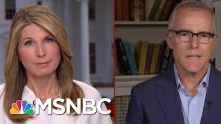 Trump Gets Political Value Propagating Narrative He's At War With 'Deep State'   Deadline   MSNBC