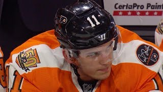1 on 1. Travis Konecny to talk about his first NHL season