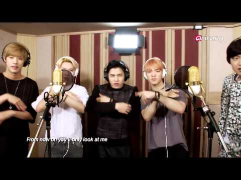 15.05.20 Pops in Seoul Cross Gene 크로스진   Play With Me 나하고 놀자 Holiday