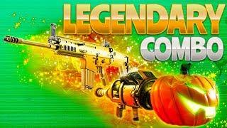 LEGENDARY COMBO (Fortnite Battle Royale)