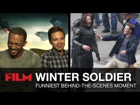 Captain America: The Winter Soldier Cast's Funniest Behind-the-Scenes Moments