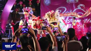 Chinese New Year 2016 Countdown, Davao City