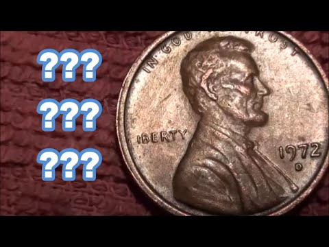 AMAZING COIN ERROR MUST SEE ★ U.S. one cent ERROR coin ★