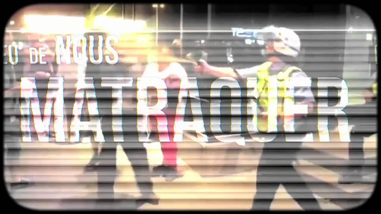 Ouanani - Nous Matraquer Vidoclip Original de CUTV