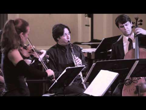 Camerata Pacifica — Brahms Clarinet Quintet, Op.115, Adagio