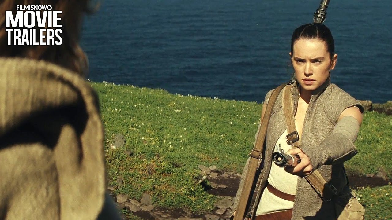 Star Wars Episode VIII   Camera's roll for the next chapter of the saga HD