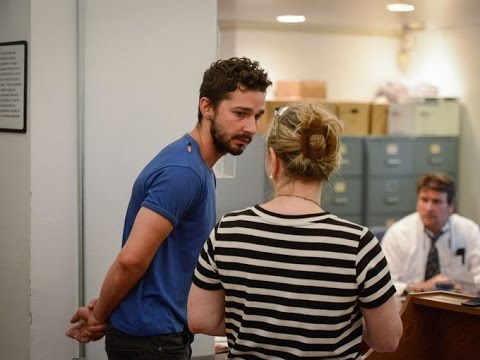 Actor Shia Labeouf Arrested in Downtown Austin for Public Intoxication