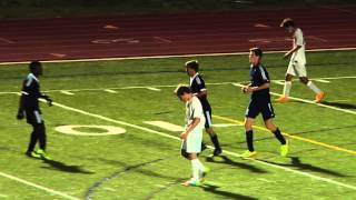Air Academy at Lewis-Palmer Boys Soccer Highlights