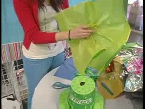 Homemade centerpiece ideas st patrick s day centerpiece idea with balloons youtube