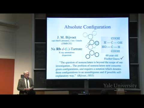 28. Stereochemical Nomenclature; Racemization and Resolution