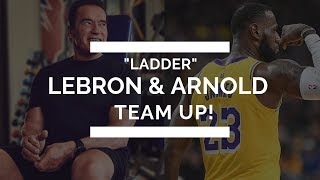 Lebron James and Arnold Schwarzenegger New Supplement Brand | Consumed Ep. 23
