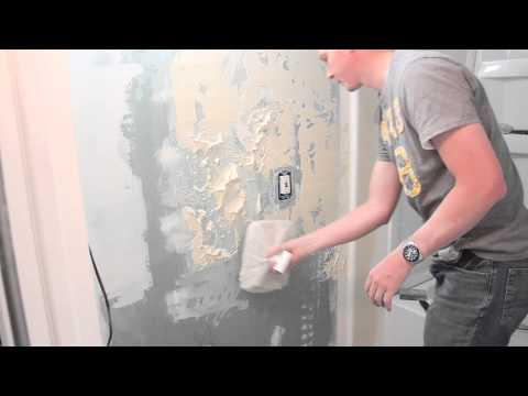 How to Texture Walls - Santa Fe Texture