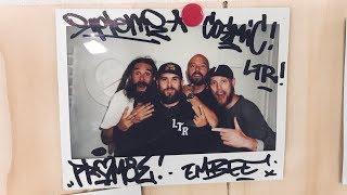 Looptroop Rockers - Tidsresan 2017 (Live @ East FM)