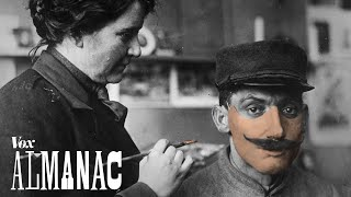 The facial prosthetics of World War I