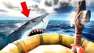 THE SHARK IS KILLING ME! (Stranded Deep #4)