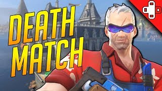 NEW Deathmatch Mode for Overwatch! INSANE 4 0 Game Winstreak!