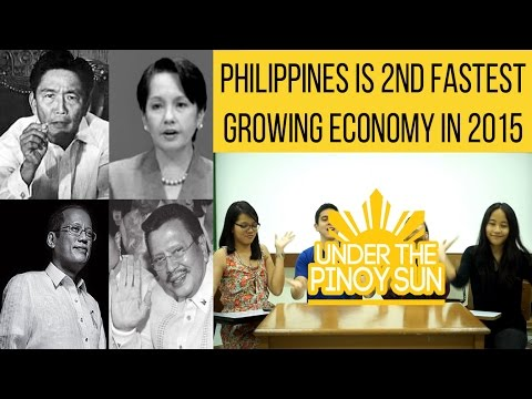 PHILIPPINES: 2nd Fastest Growing Economy in 2015