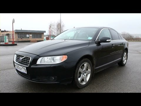 2008 Volvo S80. Start Up, Engine, and In Depth Tour.