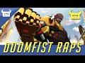DOOMFIST RAP OVERWATCH SONG By Dan Bull Tay Zonday mp3