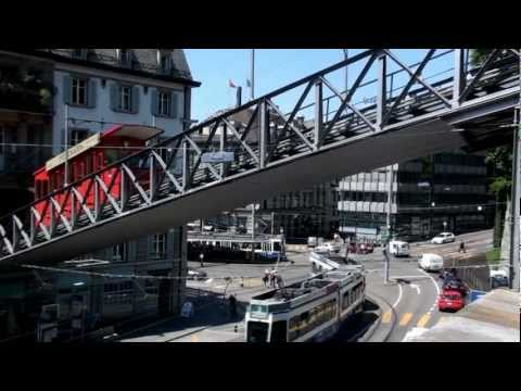 Zurich, Switzerland - a city tour [HD]