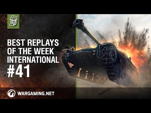 World Of Tanks PC - Best Replays Of The Week - Ep 41