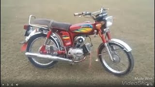 Yamaha 100cc ( yb100 Royale) 2 stroke quick review