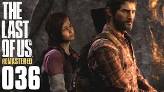 THE LAST OF US REMASTERED PS4 Gameplay German Part 36 (Blind |  Let