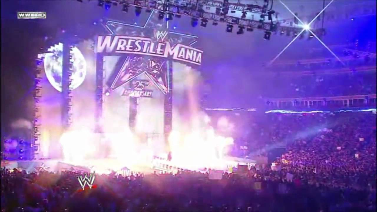 Watch Wrestlemania 25 2009 542009 Full Show Online Free