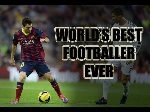Lionel Messi The Worlds Best Footballer Ever HD