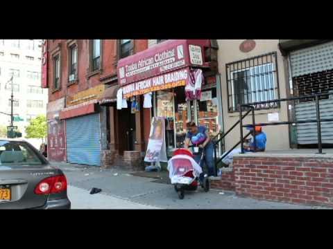Touba African Clothing, Harlem, New York City