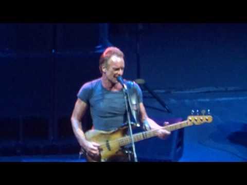One Fine Day, Sting, Auditorio Nacional, @Mexico,...