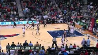 Atlanta Hawks Top 10 Plays 2011-12 (Regular Season)