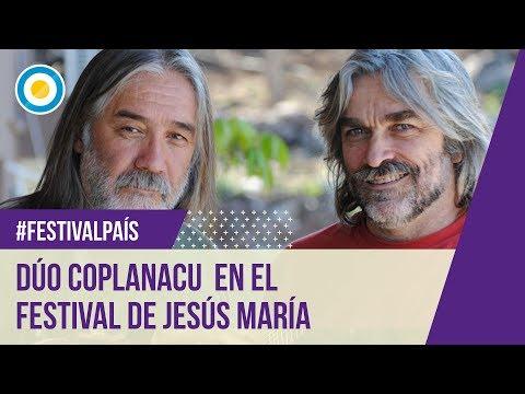 Festival de Jesús María 10-01-11 Dúo Coplanacu