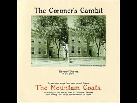Mountain Goats - Island Garden Song