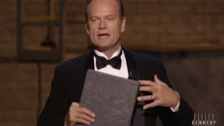 James Earl Jones Tribute - Kelsey Grammer/Guests - 2002 Kennedy Center Honors