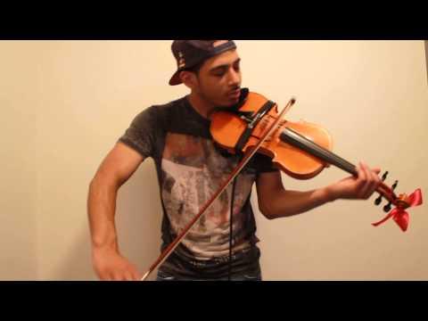 Ciara- Body Party Violin Cover video