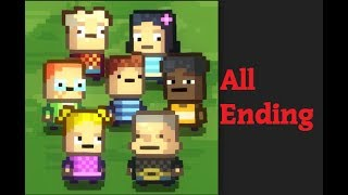 Kindergarten All Character Quest Ending! | Need Kindergarten 2 to come out soon!