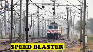 India's 2nd Fastest Train New Delhi Bhopal Shatabdi